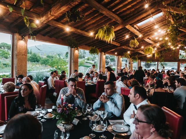 La boda de Ruben y Saioa en Vigo, Pontevedra 58