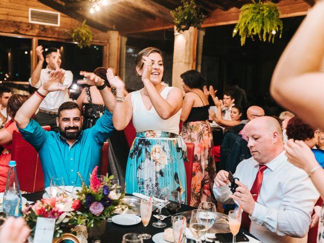 La boda de Ruben y Saioa en Vigo, Pontevedra 63
