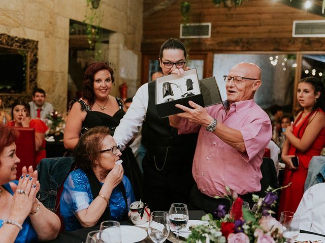 La boda de Ruben y Saioa en Vigo, Pontevedra 68