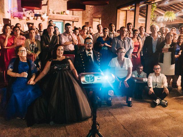 La boda de Ruben y Saioa en Vigo, Pontevedra 83