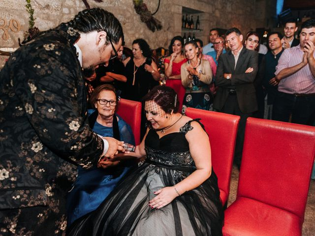 La boda de Ruben y Saioa en Vigo, Pontevedra 88