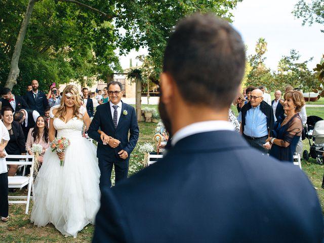 La boda de Alan y Marta en Sant Pere Pescador, Girona 9