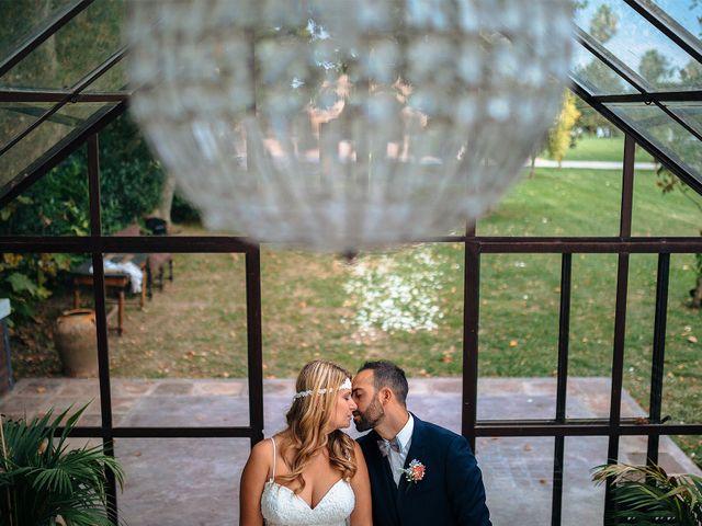 La boda de Alan y Marta en Sant Pere Pescador, Girona 7
