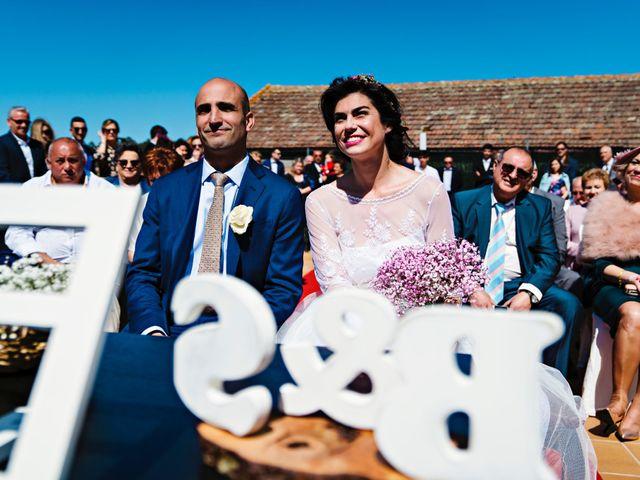 La boda de Suso y Bea en Mosteiro (Meis), Pontevedra 12