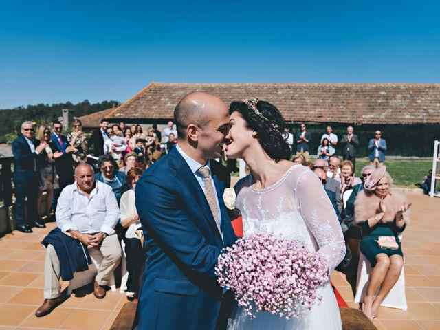 La boda de Suso y Bea en Mosteiro (Meis), Pontevedra 18