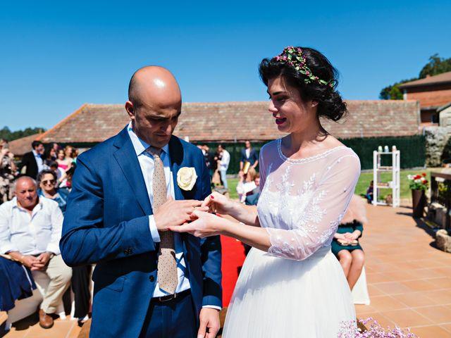 La boda de Suso y Bea en Mosteiro (Meis), Pontevedra 19