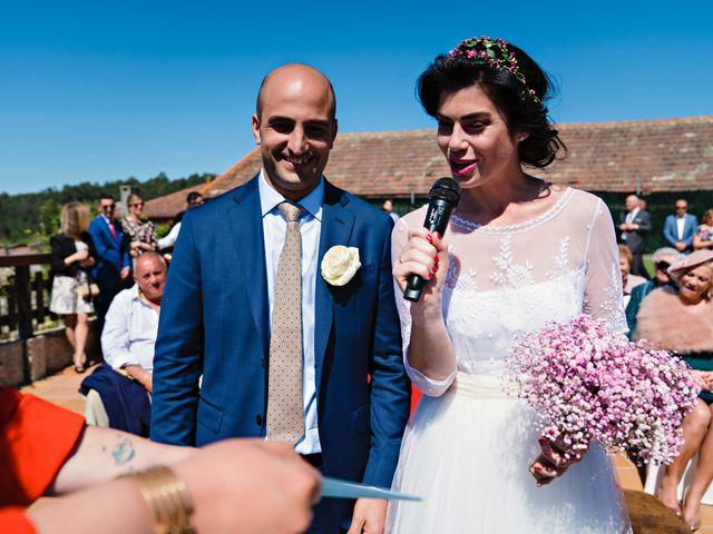 La boda de Suso y Bea en Mosteiro (Meis), Pontevedra 20
