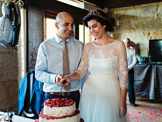 La boda de Suso y Bea en Mosteiro (Meis), Pontevedra 29