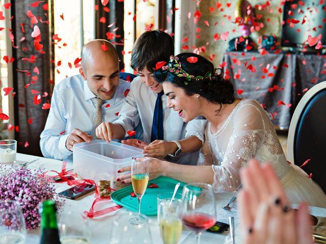 La boda de Suso y Bea en Mosteiro (Meis), Pontevedra 30