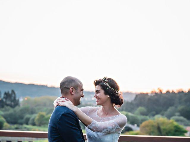 La boda de Suso y Bea en Mosteiro (Meis), Pontevedra 31