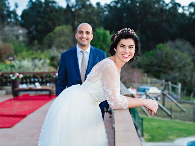 La boda de Suso y Bea en Mosteiro (Meis), Pontevedra 32