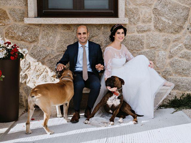 La boda de Suso y Bea en Mosteiro (Meis), Pontevedra 36