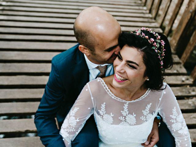 La boda de Suso y Bea en Mosteiro (Meis), Pontevedra 39