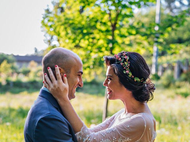 La boda de Suso y Bea en Mosteiro (Meis), Pontevedra 42
