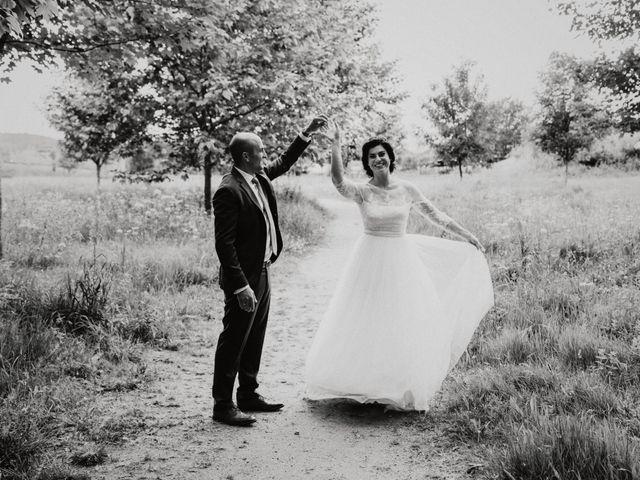 La boda de Suso y Bea en Mosteiro (Meis), Pontevedra 44