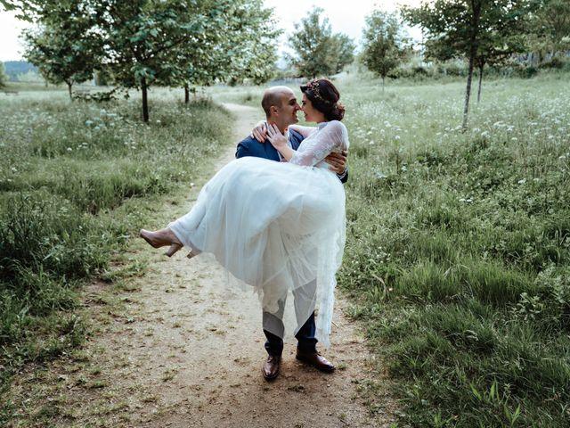 La boda de Suso y Bea en Mosteiro (Meis), Pontevedra 49
