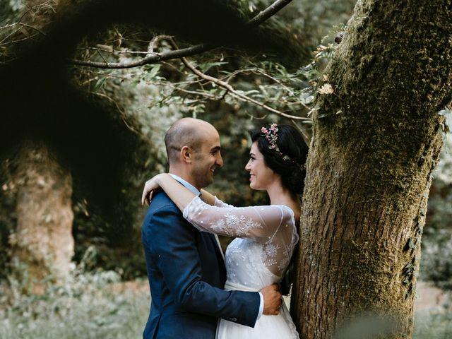 La boda de Suso y Bea en Mosteiro (Meis), Pontevedra 54