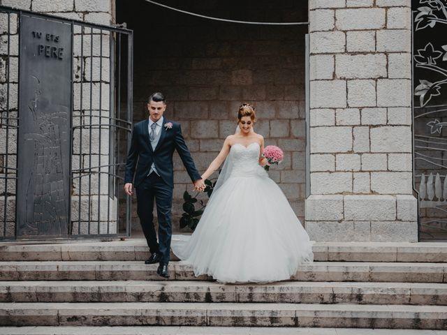 La boda de Vicenç y Angela en Figueres, Girona 25