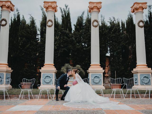 La boda de Vicenç y Angela en Figueres, Girona 1