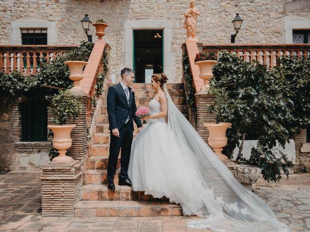 La boda de Vicenç y Angela en Figueres, Girona 2