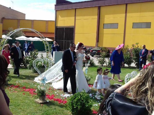 La boda de Ismael y Marta en Puertollano, Ciudad Real 7