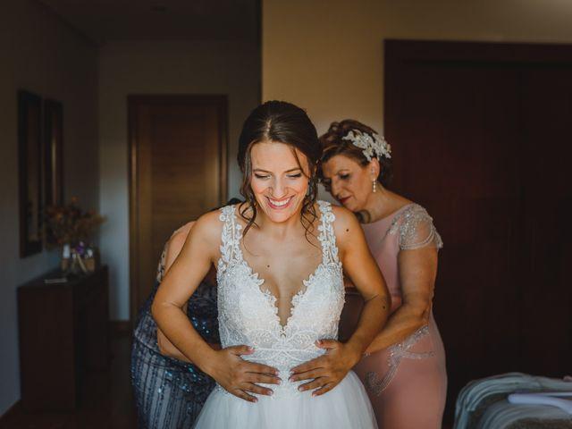 La boda de Ruben y Rocío en Cabezuela Del Valle, Cáceres 3