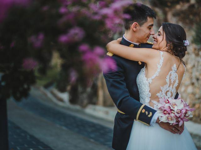 La boda de Rocío y Ruben