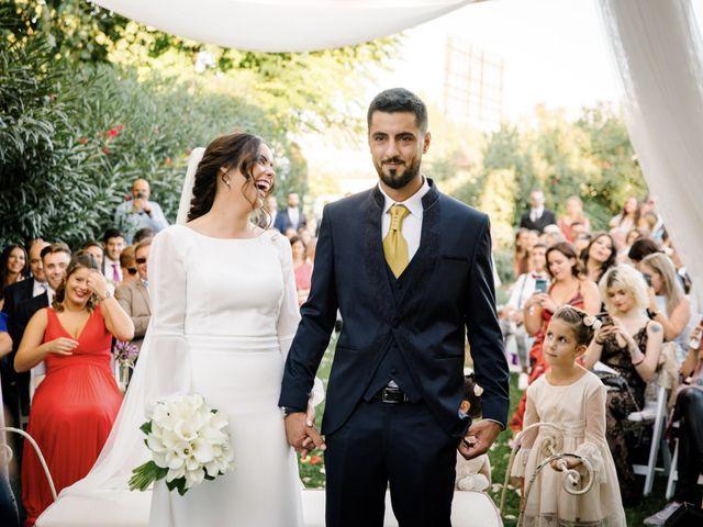 La boda de Jose y Cristina en Otura, Granada 37