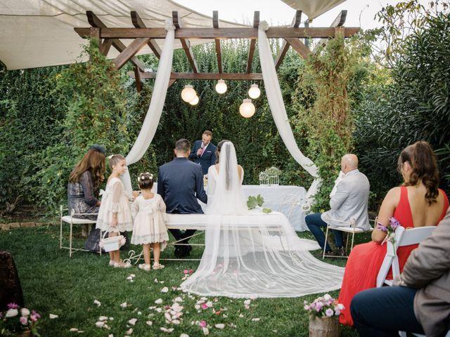 La boda de Jose y Cristina en Otura, Granada 39