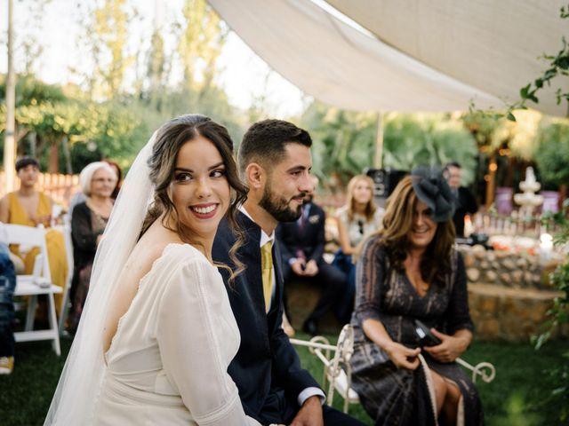 La boda de Jose y Cristina en Otura, Granada 43