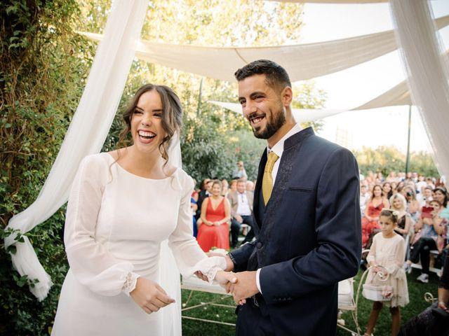 La boda de Jose y Cristina en Otura, Granada 45