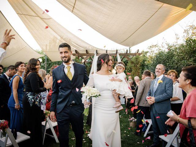 La boda de Jose y Cristina en Otura, Granada 48