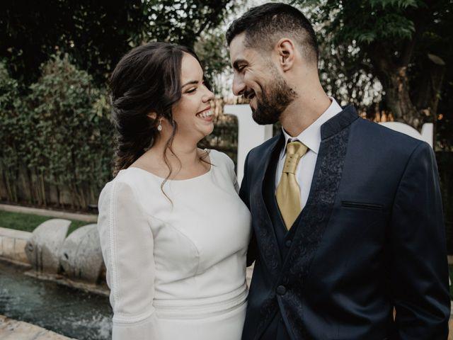 La boda de Jose y Cristina en Otura, Granada 51