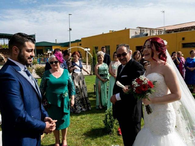 La boda de Ismael y Marta en Puertollano, Ciudad Real 16