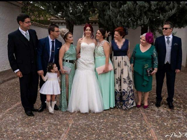 La boda de Ismael y Marta en Puertollano, Ciudad Real 20