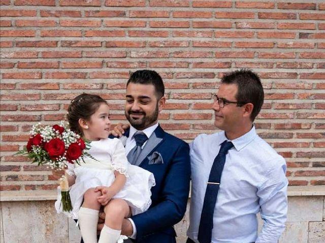La boda de Ismael y Marta en Puertollano, Ciudad Real 24