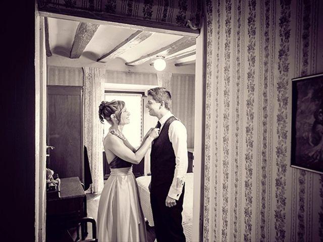 La boda de Javier y Ana en Paganos, Álava 13