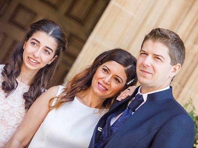 La boda de Javier y Ana en Paganos, Álava 17