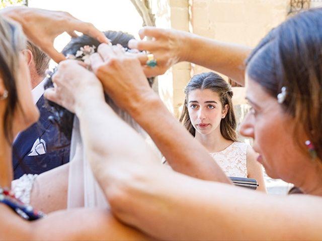 La boda de Javier y Ana en Paganos, Álava 20