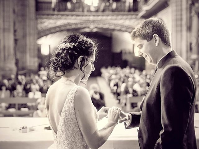 La boda de Javier y Ana en Paganos, Álava 23