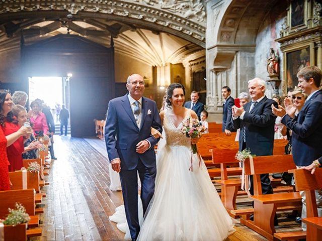 La boda de Javier y Ana en Paganos, Álava 27