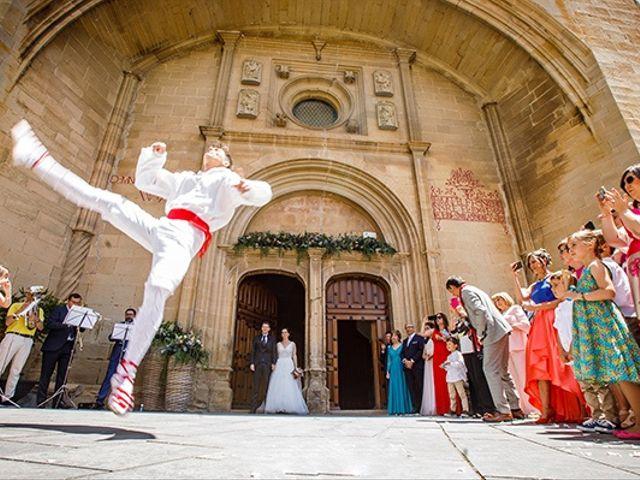 La boda de Javier y Ana en Paganos, Álava 31