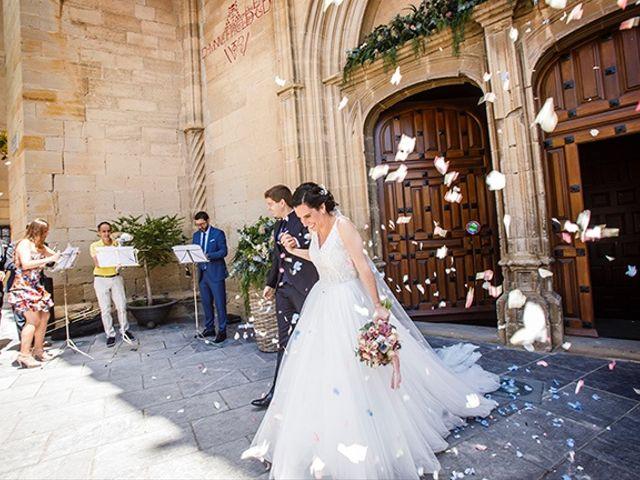 La boda de Javier y Ana en Paganos, Álava 32