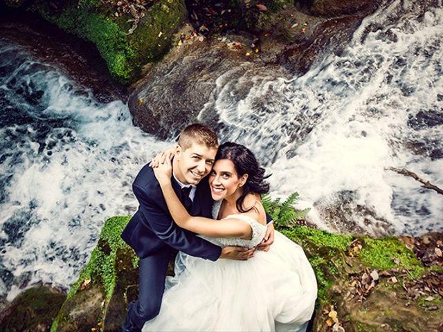 La boda de Javier y Ana en Paganos, Álava 35