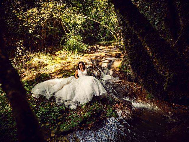La boda de Javier y Ana en Paganos, Álava 36