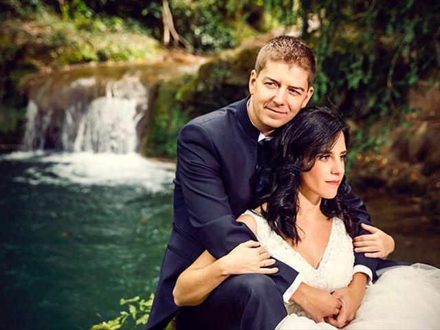 La boda de Javier y Ana en Paganos, Álava 38