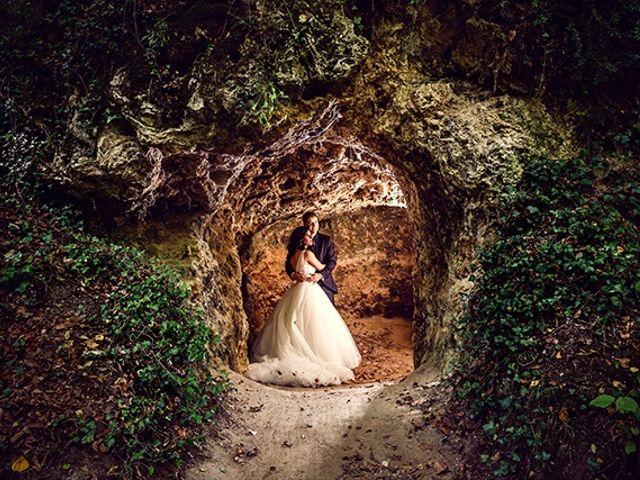 La boda de Javier y Ana en Paganos, Álava 39