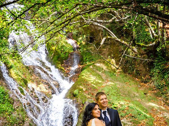 La boda de Javier y Ana en Paganos, Álava 40