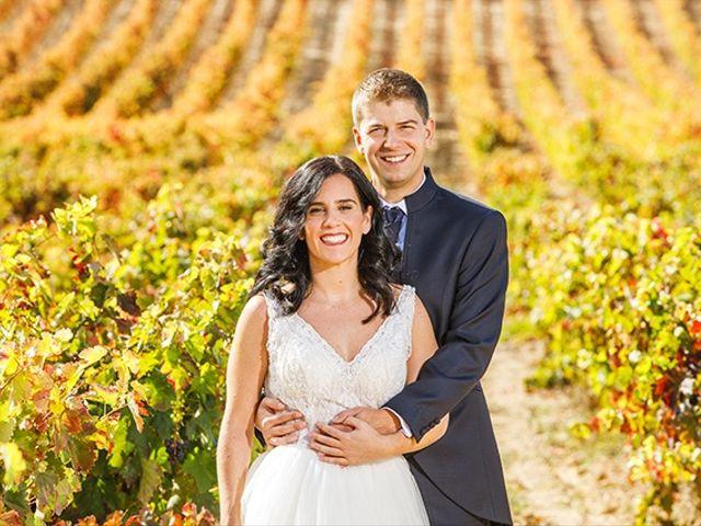 La boda de Javier y Ana en Paganos, Álava 46