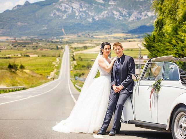 La boda de Javier y Ana en Paganos, Álava 53